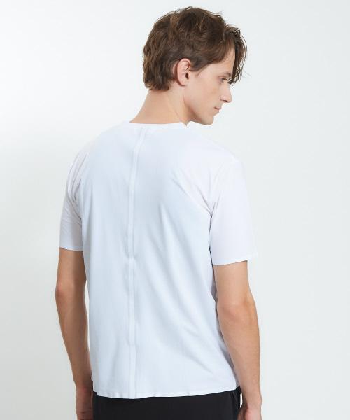 ノンストレスVネックショートスリーブTシャツ
