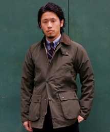 Barbour(バーブァー)のBarbour / BEDALE SL 2レイヤー ジャケット(ブルゾン)