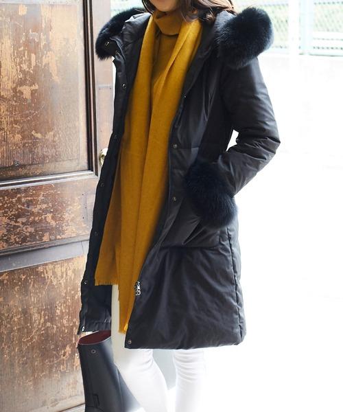 人気ブラドン フォックスファー付きロングダウンコート(ダウンジャケット/コート) SMILE SMILE ORCHID(スマイルオーキッド)のファッション通販, キモノ 仙臺屋 2号店:af7963b5 --- 5613dcaibao.eu.org
