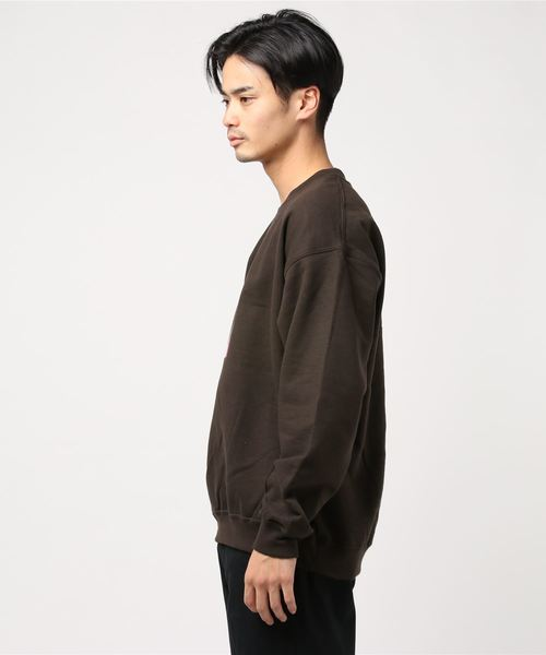 【SURROPUND】サラウンド KATANORI SWEAT
