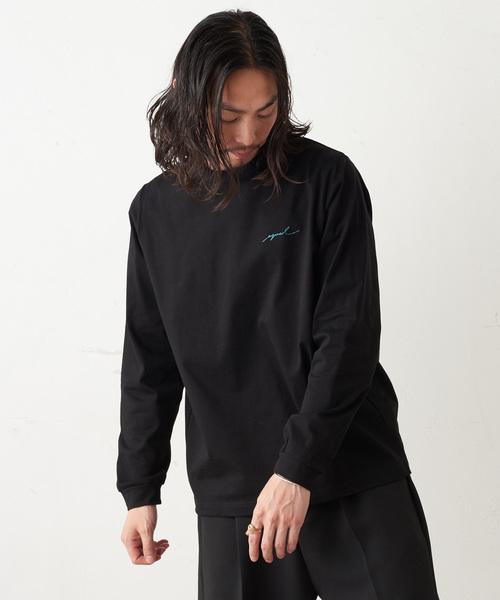 【Lui's for 80KIDZ/JUN】'ROSE:THE VISION OFROSE-COLORED' ロングスリーブTシャツ