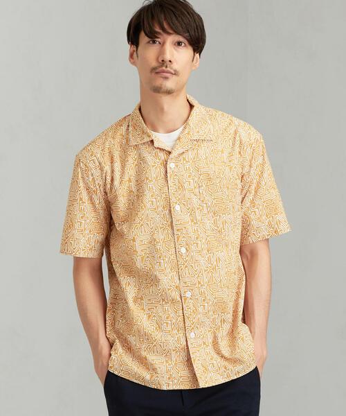CM cyme オープンカラー 半袖 / シャツ
