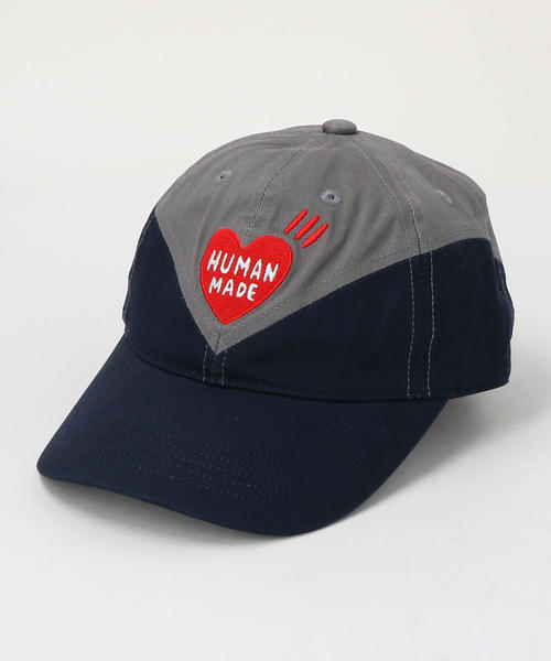 HUMAN MADE(ヒューマン メイド) 2TONE CAP■■■