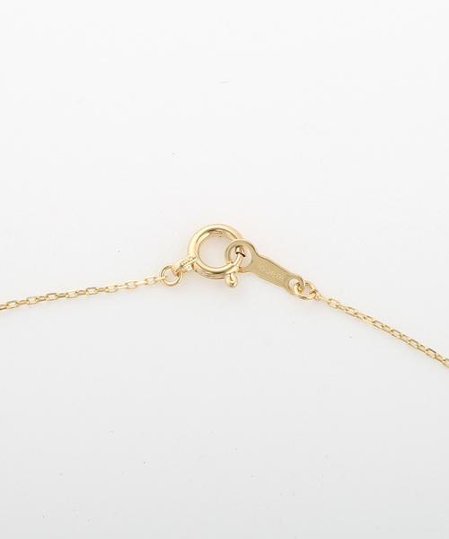 Jouete(ジュエッテ)の「K18 ダイヤモンド ネックレス(ネックレス)」|詳細画像