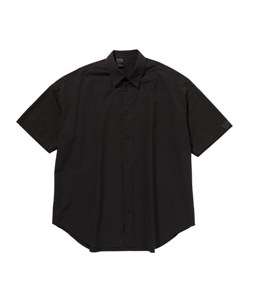 SPRING2021 HALF SLEEVE BIG SHIRT