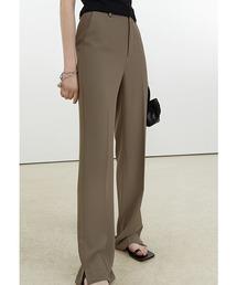 【Fano Studios】【2021SS】Skipper suit pants FX21K049ベージュ