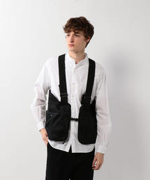 <COMFY OUTDOOR GARMENT>EVERYTHING RIGHT PLACE VEST/ベスト
