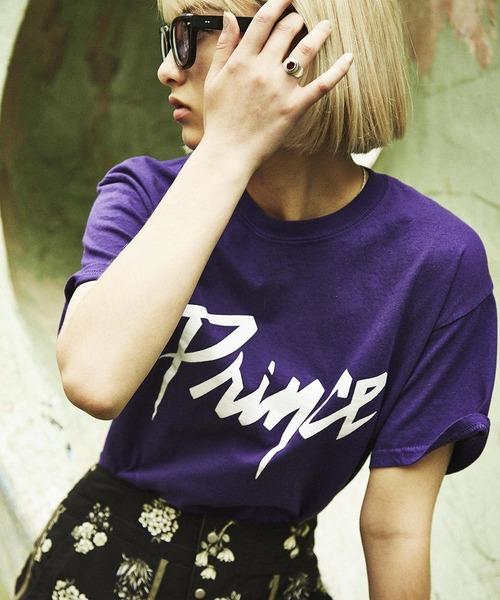Prince/プリンス ロゴ 半袖プリントTシャツ THE TEE/ザ・ティー