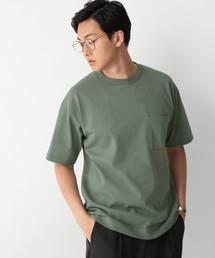 GLOBAL WORK(グローバルワーク)のUSAコットンDRY-TEE【吸水速乾】/843768(Tシャツ/カットソー)
