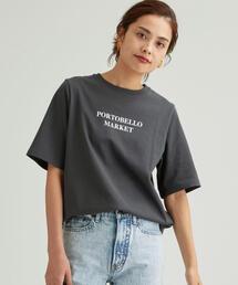 CFC テンジク プリント Tシャツ