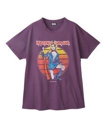 LOVE AFTER DEATH オーバーサイズTシャツパープル