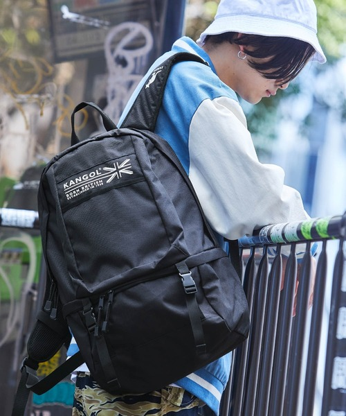 KANGOL/カンゴール 別注 ビッグバックパック