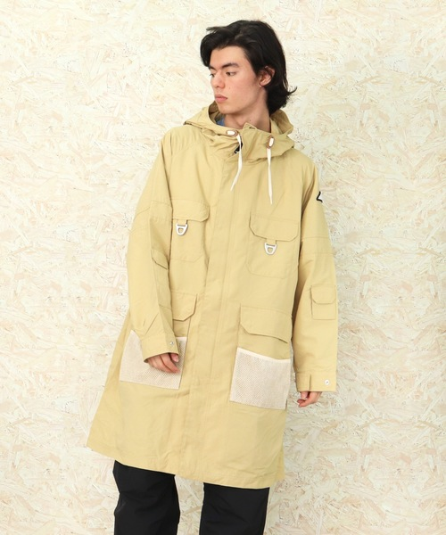 【MOUNTAIN SMITH/マウンテンスミス】2020SS Pikes Safari Coat