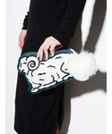 PAMEO POSE | COUNT SHEEP CLUCH BAG(クラッチバッグ)