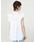 SISLEY(シスレー)の「アイレットリボンフリルノースリーブシャツ・ブラウス(シャツ/ブラウス)」|詳細画像