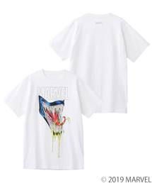X-girl(エックスガール)の【WEB限定】X-girl MARVEL VENOM S/S MENS TEE(Tシャツ/カットソー)