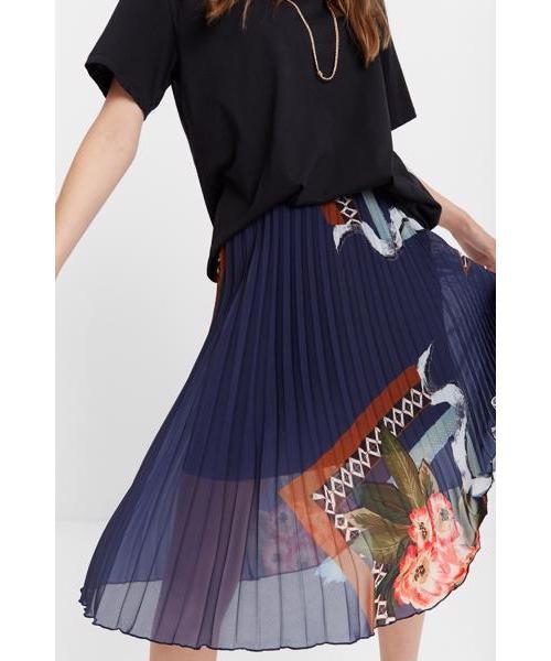 お得セット スカートクロップド FABIOLA(スカート)|Desigual(デシグアル)のファッション通販, 衣装レンタル:09ac62fb --- pyme.pe