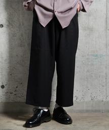 kutir(クティール)の2タックワイドスラックスパンツ(パンツ)