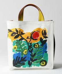 〈MARNI(マルニ)〉 FLOWER TOTE BAG