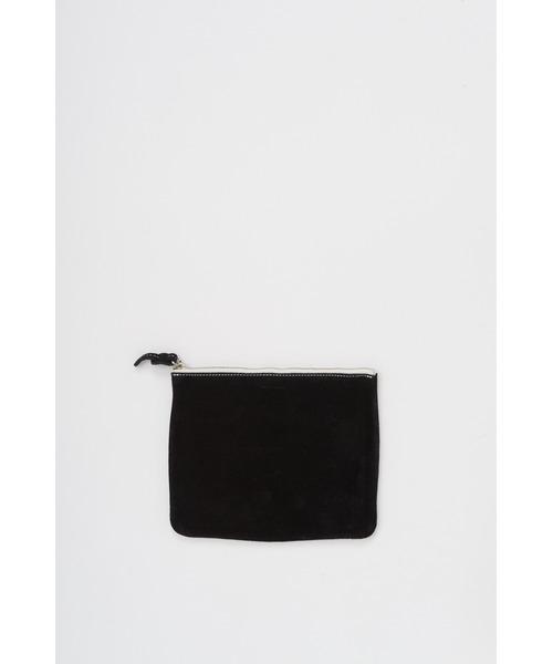 Hender Scheme(エンダースキーマ)の「pocket M(ポーチ)」|ブラック