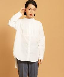 ドレスシャツオフホワイト