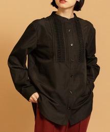 ドレスシャツブラック