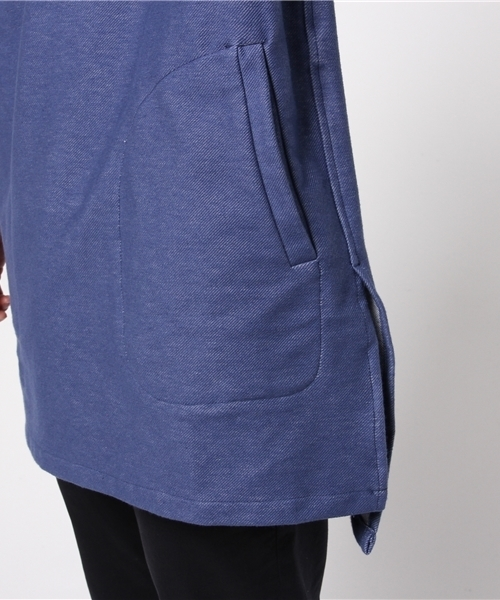 Palme d'Or FREE PULLOVER LONGSHIRTS