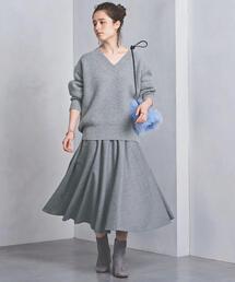 UWSC W/N フレア スカート † ◆