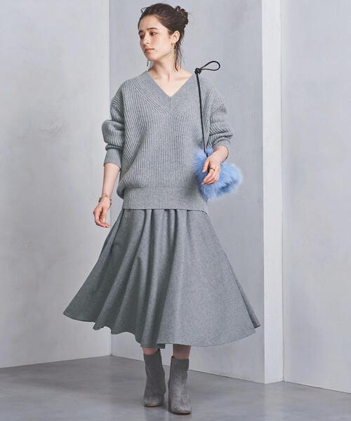 UWSC W/N フレア スカート †