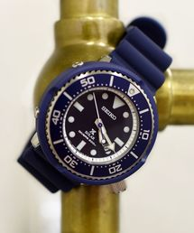 SEIKO: Prospex Diver Scuba Limited Edition SHIPS Exclusive NAVY Model□(腕時計)