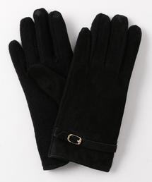手袋 KFC SP スウェード&ジャージーグローブ
