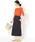 SHIPS(シップス)の「リネンポリエステルボタンスカート(スカート)」|詳細画像