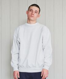 <H>HEAVY SWEAT CREW NECK PULLOVER/スウェット