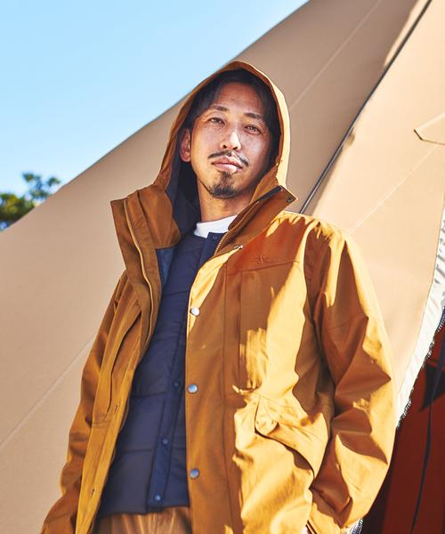 【Foxfire】アクロムーブジャケット