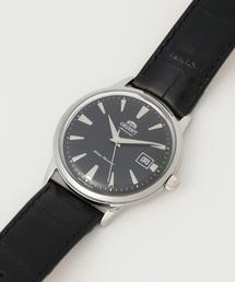 ORIENT オリエント/ Bambino Automatic バンビーノ オートマチック 自動巻き レザーベルト SAC00004B SAC00005W(腕時計)
