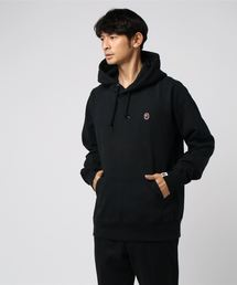 A BATHING APE(アベイシングエイプ)のONE POINT PULLOVER HOODIE M BAPEC(パーカー)