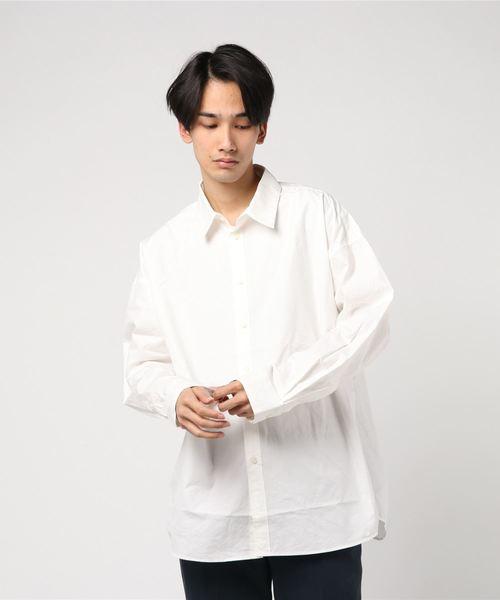 Toironier/トワロニエ/カシュクールシャツ
