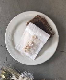 m.soeur(エムスール)のスズランレースのギフト袋(小)(ラッピングキット)