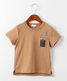 〔吸水速乾〕D51 498  ポケットTシャツ