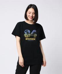 84 PALMS pt ビッグTシャツブラック