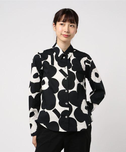 人気激安 UNIKKO/ marimekko ESIKUVA(シャツ/ブラウス)|marimekko(マリメッコ)のファッション通販, 家具のおたふくさん:5c9da32a --- skoda-tmn.ru