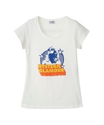 SHADES WOMAN Tシャツホワイト