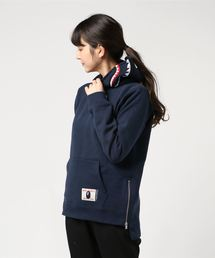 SHARK LONG LENGTH PULLOVER HOODIE L(パーカー)