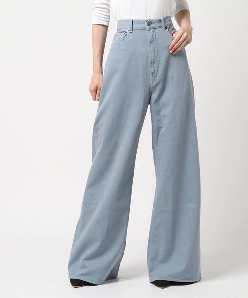 【在庫有】 【セール】GRIFONI/グリフォーニ WOMEN,ロウライフ/paint wide セール,SALE,RAWLIFE pants(パンツ)|Mauro wide Grifoni(マウログリフォーニ)のファッション通販, 金物畑:0267bf50 --- skoda-tmn.ru
