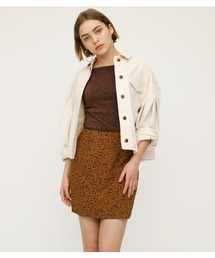 d5b22b4ab5903 スカート(ブラウン 茶色系・ショート・ミニ丈)ファッション通販 - ZOZOTOWN