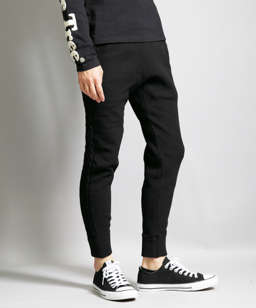 【楽天スーパーセール】 【セール -】RM -/MIX杢カノコジャガードKNITロングパンツ(パンツ) CERCA(チェルカ)のファッション通販, ミサワシ:7ee0faf1 --- fahrservice-fischer.de
