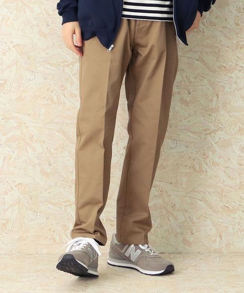 【 UNIVERSAL OVERALL / ユニバーサルオーバーオール 】 # TYPE.02 TAPERD PANTS  テーパードパンツ T-02