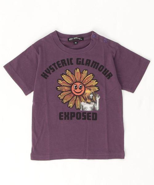 FLOWER POWER Tシャツ【XS/S/M】
