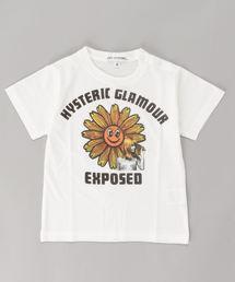 FLOWER POWER Tシャツ【XS/S/M】アイボリー