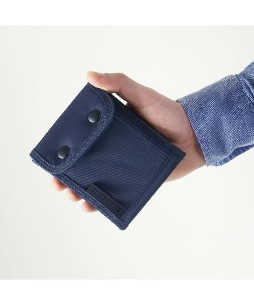 【 STARTTS / スターツ 】 2つ折り撥水機能ウォレット カード収納10枚 WU02 SRI